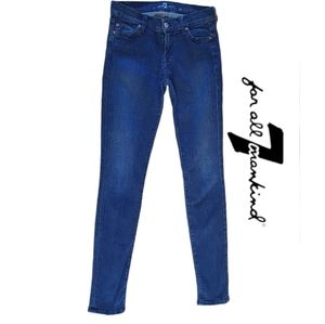 7 For All Mankind- The Skinny